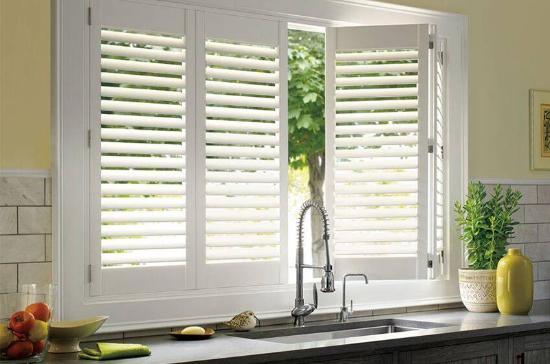 PVC breathable shutters